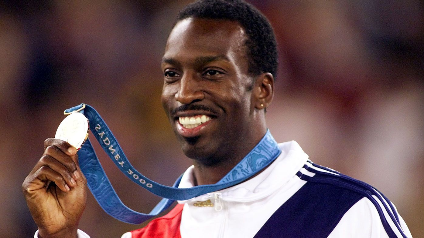 Track hero Michael Johnson recovering from stroke