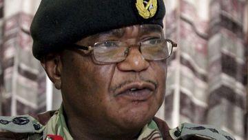 Zimbabwe's Army Commander, Constantino Chiwenga. (AP)