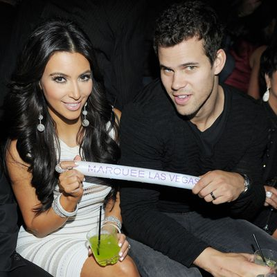 Kim Kardashian and Kris Humphries: Married 72 days (August to October 2011)