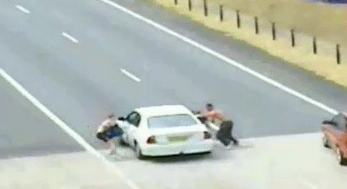 Criminals are becoming more brazen in the way they steal cars.