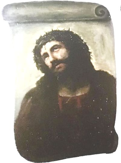 Ecce Homo in Borja, Spain