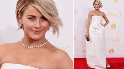 Dancer and country music singer Julianne Hough. (Getty)