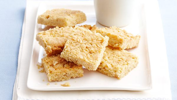 Easy coconut squares