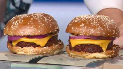 Ribs & Burgers, Beyond Burgers meat-free burgers