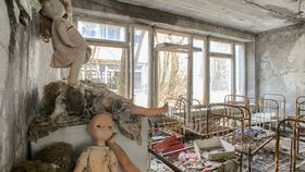 Inside the disaster zone turned tourist attraction