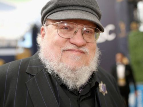 George R.R. Martin speaks after Game Of Thrones finale