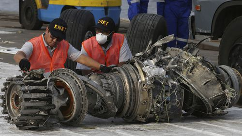 Indonesia Lion Air crash report 2