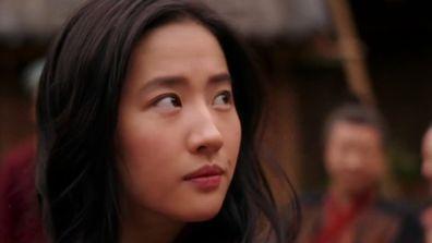 Liu Yifei shines as Mulan.