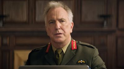 Rickman's death comes just months ahead of the release of a new film called Eye in the Sky in which he stars alongside Helen Mirren and Aaron Paul.