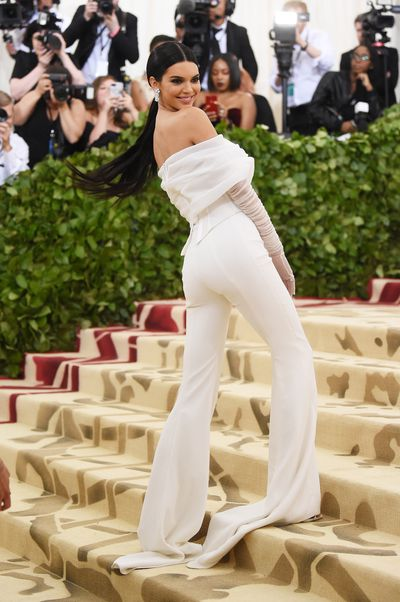 <p>The Oscars of the fashion world, aka the 2018 Met Gala, is here, and it's started with a bang.</p> <p>The who's who of the most stylish A-listers have gathered together to up the style stakes once again in outfits only fit for the red carpet at the Metropolitan Museum of Art.</p> <p>The gala will kick off&nbsp;the opening of the Costume Institute&rsquo;s annual fashion exhibit, this year's theme being &lsquo;Heavenly Bodies: Fashion and the Catholic Imagination&rsquo;.</p> <p>Take a look at the most talked about looks on the red carpet as the world's style set pay tribute to the Costume Institute's latest exhibition.<br /> <br /> </p>