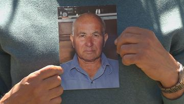 Frank Candidio's family is still grappling with the thought they'll never see the much-loved grandfather again.