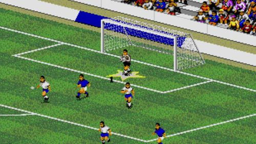 The original FIFA game launched in 1993 on the Sega Megadrive.