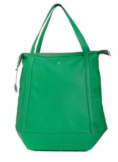 "Tote bag, <a href=""http://www.gingerandsmart.com/emmeline-soft-tote-12500.html"" target=""_blank"">Ginger &amp; Smart</a>, $549<br />"