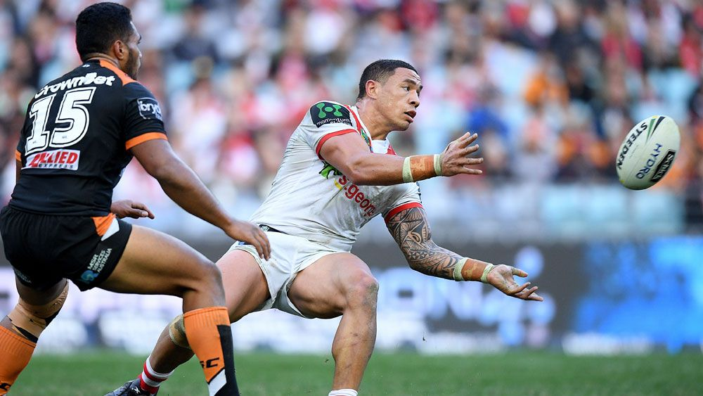 Frizell taken to hospital in Dragons win