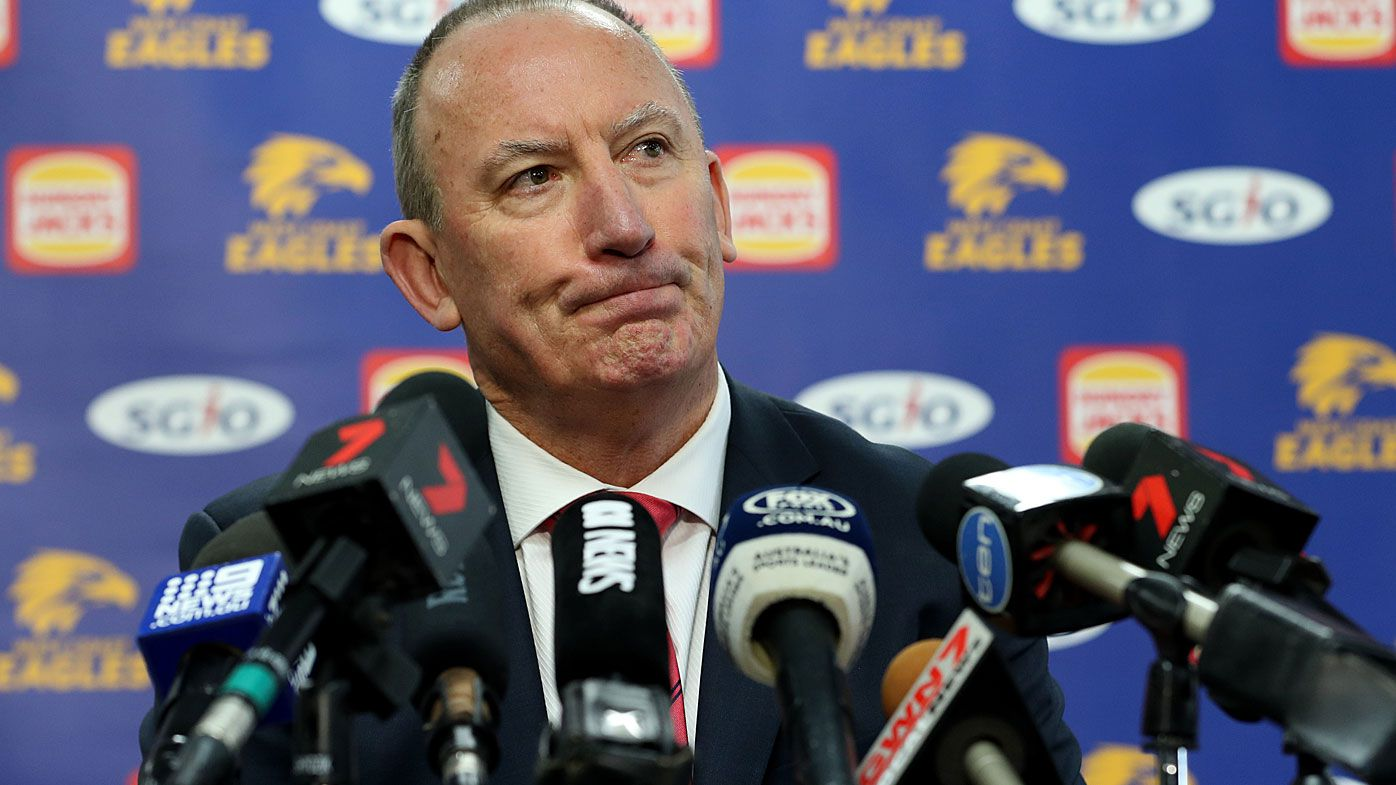 Fremantle legend Matthew Pavlich refutes West Coast CEO's claims of Gaff-Brayshaw 'friendship'