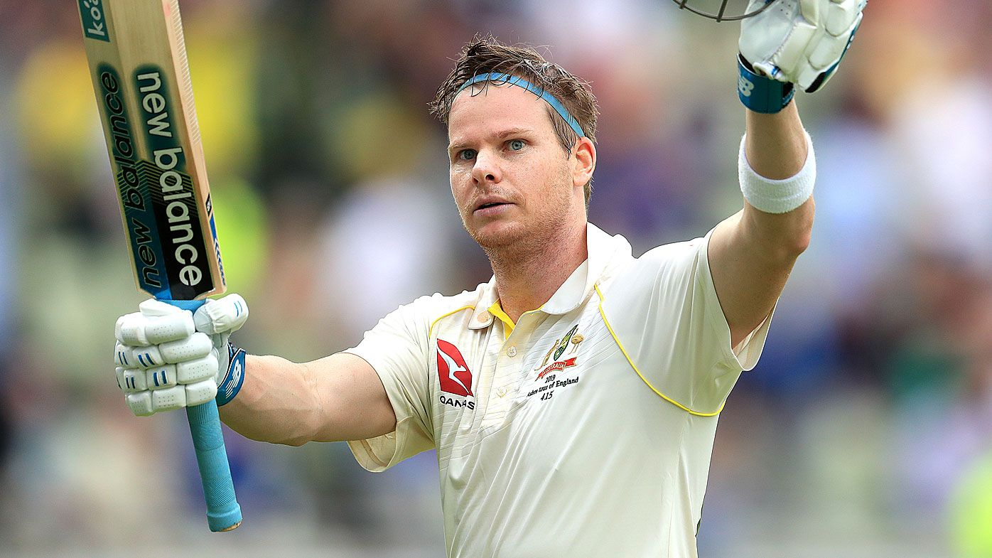 Barmy Army's surprising reaction to Steve Smith's Ashes century in Test comeback