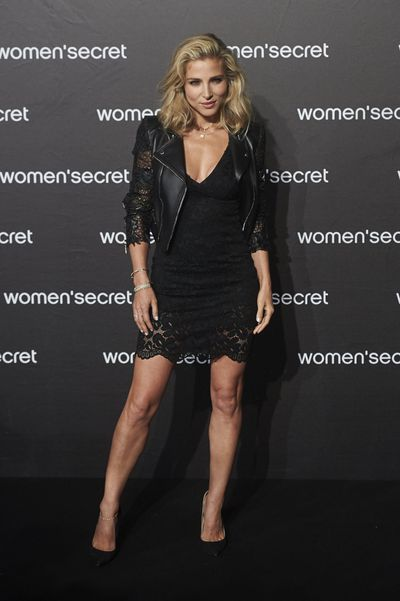 Elsa Pataky at the Women's Secret event in Madrid, 2015