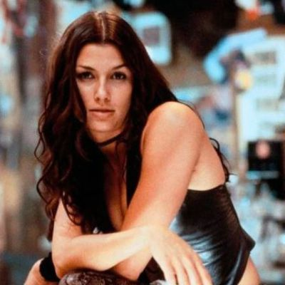 Bridget Moynahan as Rachel: Then