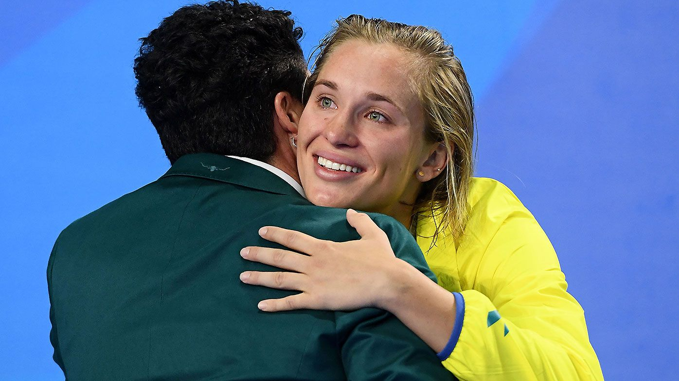 Madeline Groves has 'positive' meeting with Swimming Australia after Olympic withdrawal