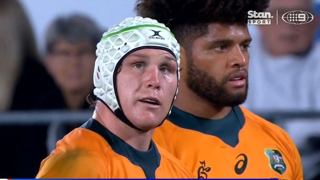 Rugby Championship: Wallabies coach Dave Rennie raves about recalled star Sean McMahon as smarting Springboks eye payback