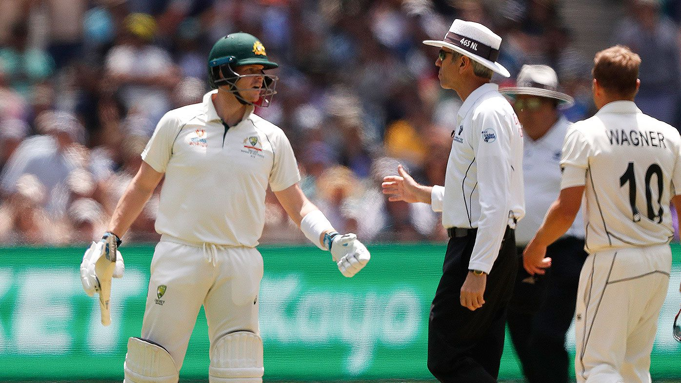Smith puts dead-ball rule in spotlight