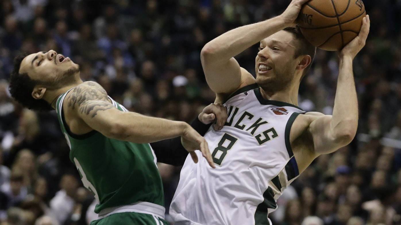 Maker, Dellavedova live to fight another day in NBA Playoffs