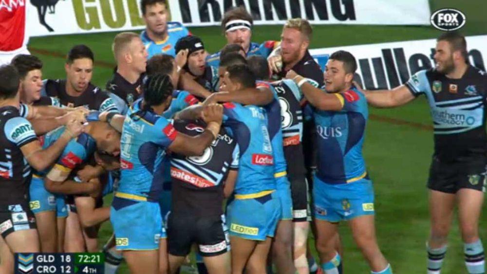 Mate against mate as Blues turn back clock