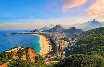 4. Rio de Janeiro, Brazil