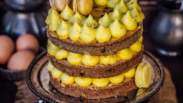 Queen's birthday cake recipe