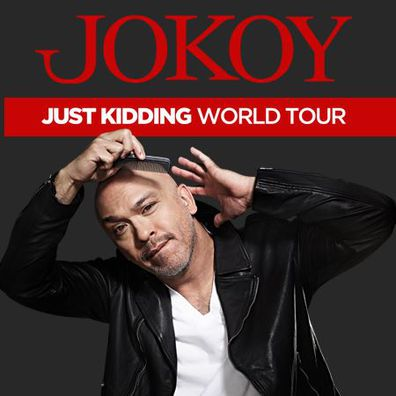 Netflix, Jo Koy, comedian, Australian tour, Just Kidding World Tour