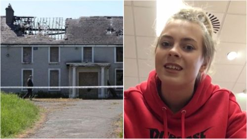Teen accused of murdering Irish schoolgirl contradicts co-accused's claims