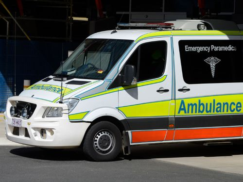 Queensland ambulance stock