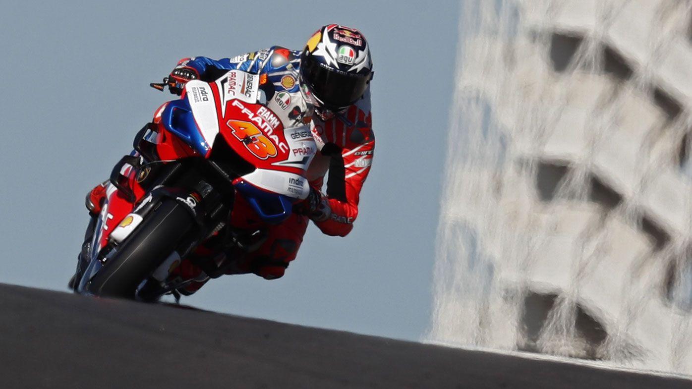Aussie Jack Miller third at Aragon MotoGP