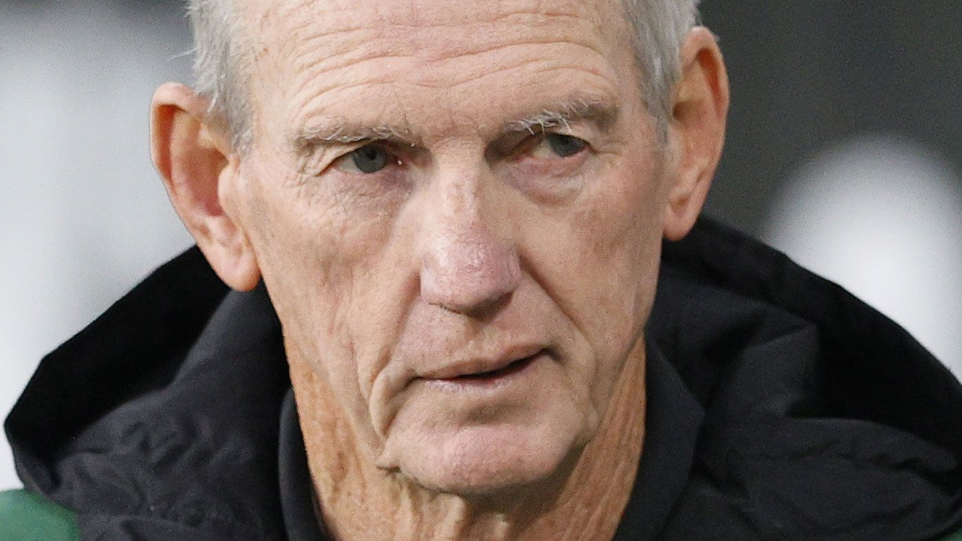 Emotional Wayne Bennett lauds 'great love of my life' after stunning Rabbitohs win – Wide World of Sports