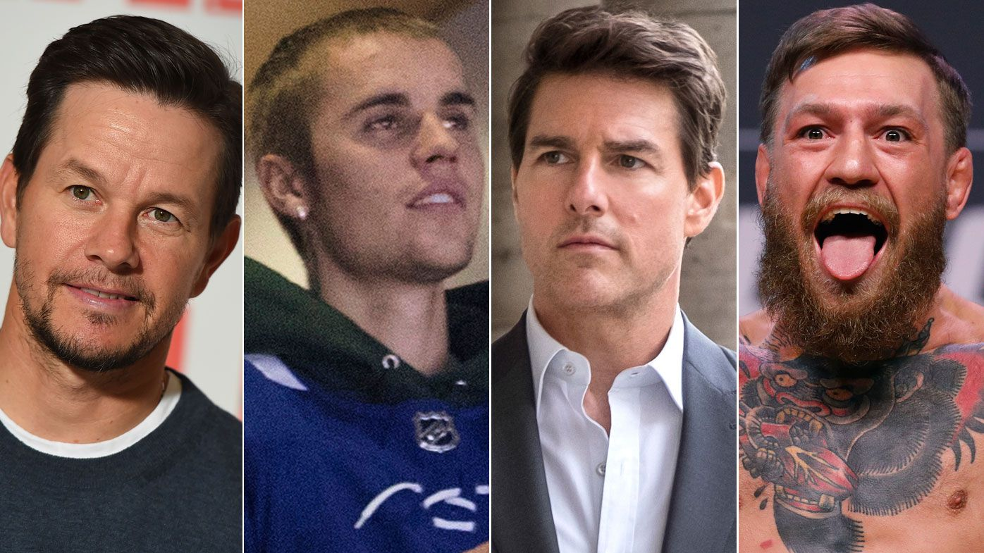 Justin Bieber vs Tom Cruise cage fight, Conor McGregor vs Mark Wahlberg