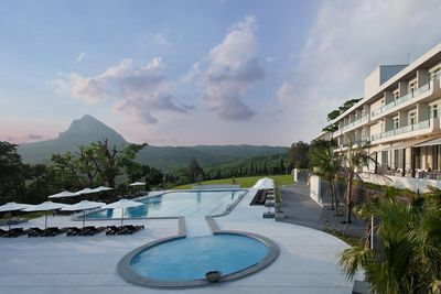 <strong>Luxury Forest Resort: Gloria Manor, Taiwan </strong>