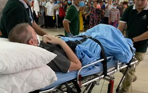 Vietnam's 'most critical' COVID-19 patient, a British pilot, discharged from hospital