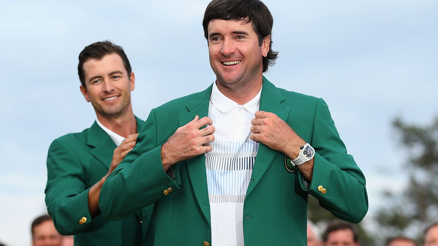 IBF: Bubba Watson the man to beat at Augusta