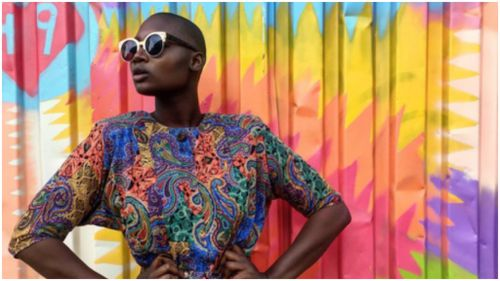 Amputee becomes fashion and travel blogging sensation