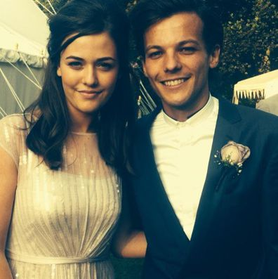 Félicité Tomlinson and Louis Tomlinson