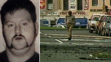 Russell St bomber Craig Minogue to die behind bars