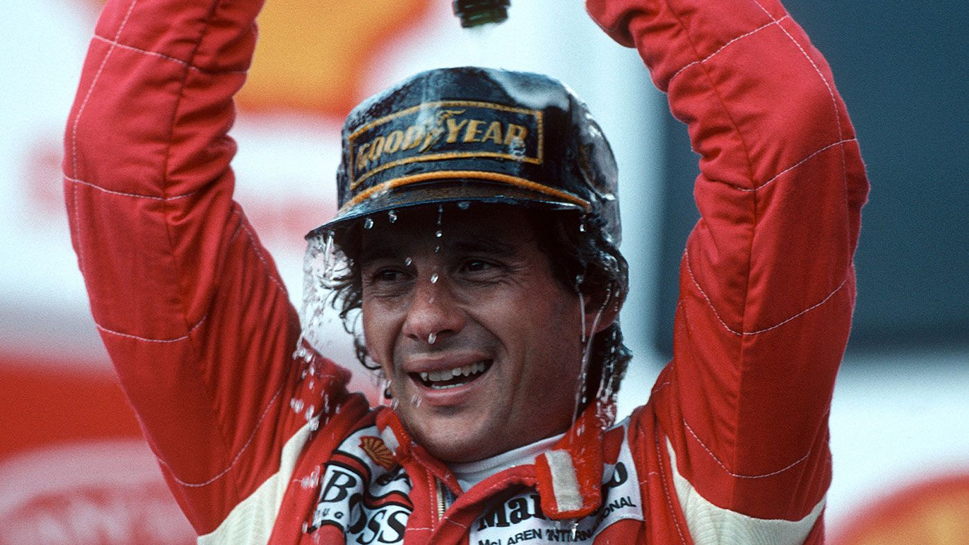 How Ayrton Senna became 'King of Monaco' in 1993