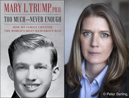 Book by Trump's niece sells almost  1m copies on its first day