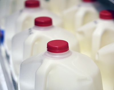 <strong>Take two 3 litre bottles of milk...</strong>