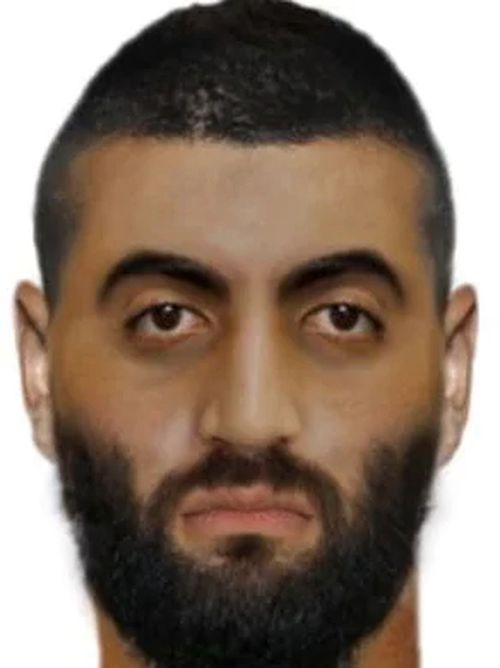 A photo of a man Victorian Police say could help with information about the attempted killing, in Bulleen, Melbourne.
