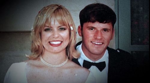 Stuart Diver with his late wife, Sally. (60 Minutes)
