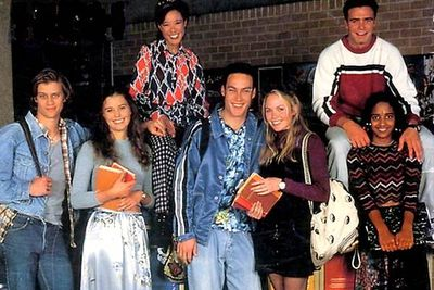 """If you were a teenager in Australia in the mid-'90s, you probably watched this show (and you'll forever know star Callan Mulvey as """"Drazic""""). It was spun-off from the 1993 movie The Heartbreak Kid."""