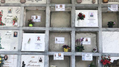 Nembro cemetery