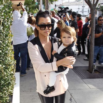 <p>Mason Disick - future&nbsp;TV producer?</p>