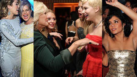 Oscars afterparty pics: Who got trashed... who got <i>arrested?</i>